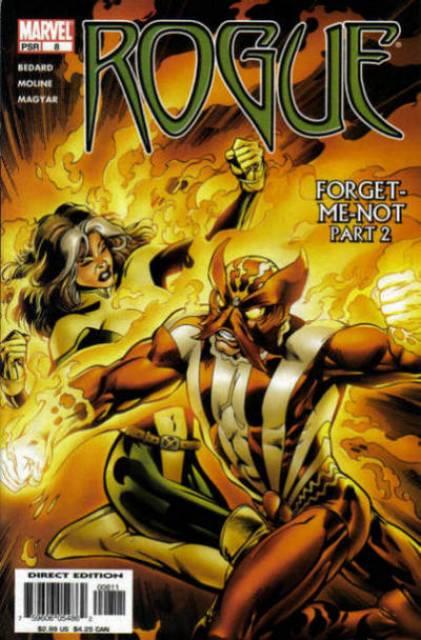 Rogue (2004) no. 8 - Used