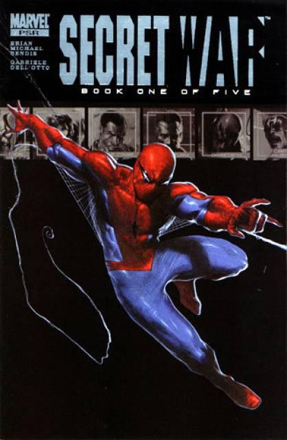 Secret War (2004) Complete Bundle - Used