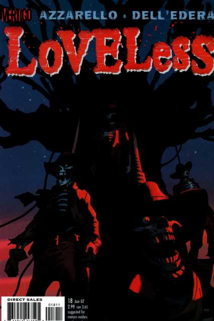 Loveless (2005) no. 18 - Used