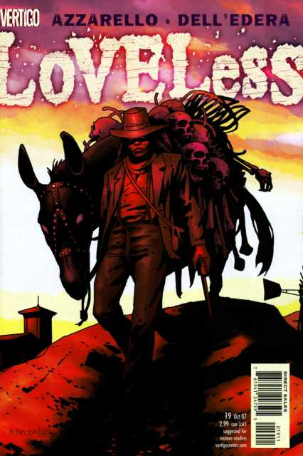 Loveless (2005) no. 19 - Used