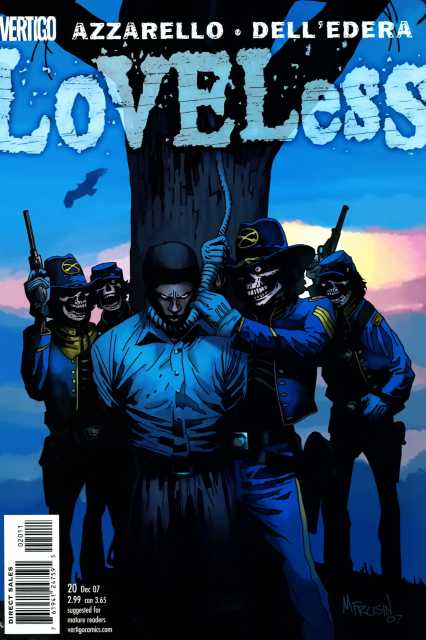 Loveless (2005) no. 20 - Used