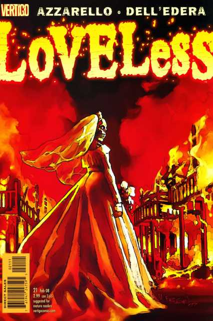 Loveless (2005) no. 21 - Used