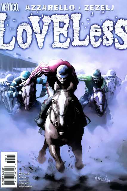 Loveless (2005) no. 23 - Used