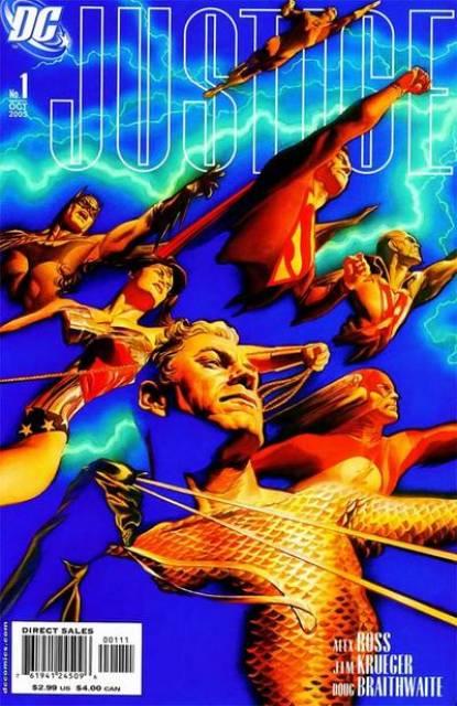 Justice (2005) Complete Bundle - Used