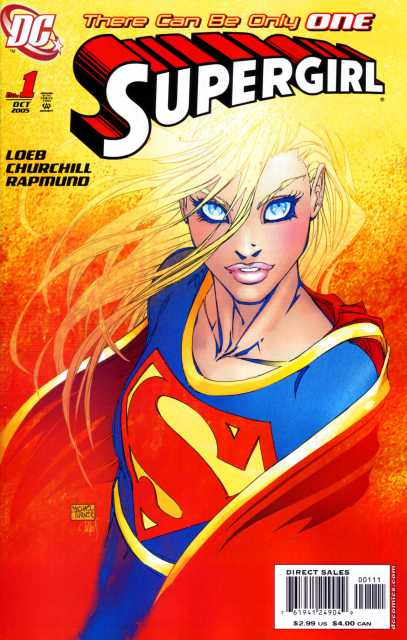 Supergirl (2005) no. 1 - Used