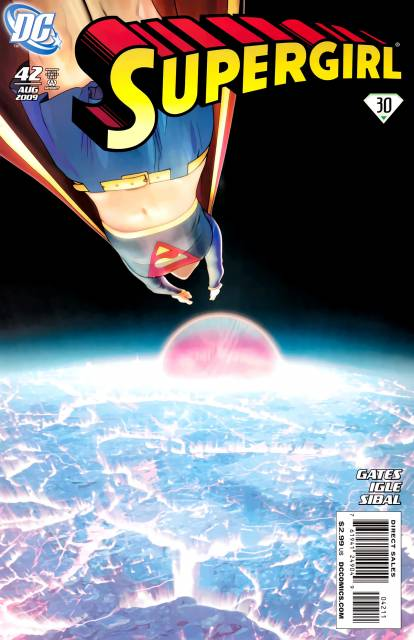 Supergirl (2005) no. 42 - Used