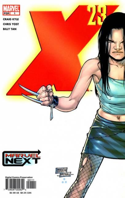 X-23 (2005) Complete Bundle - Used