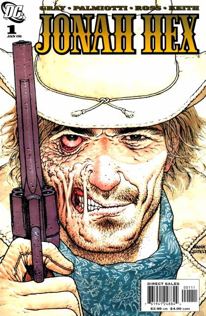 Jonah Hex (2005) no. 1 - Used