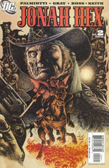 Jonah Hex (2005) no. 2 - Used