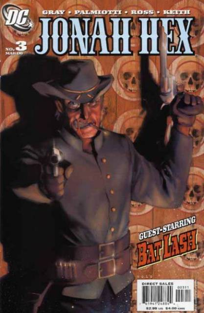 Jonah Hex (2005) no. 3 - Used