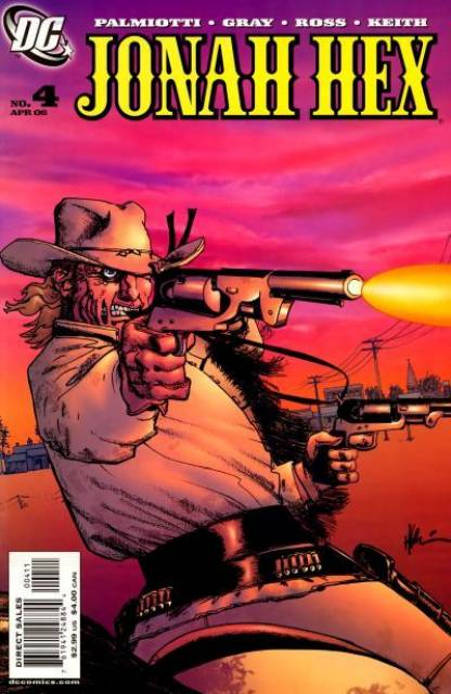 Jonah Hex (2005) no. 4 - Used