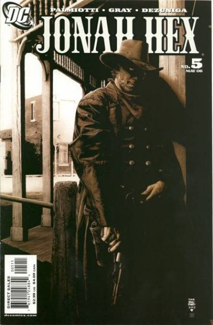 Jonah Hex (2005) no. 5 - Used