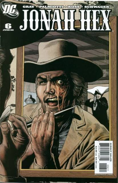 Jonah Hex (2005) no. 6 - Used