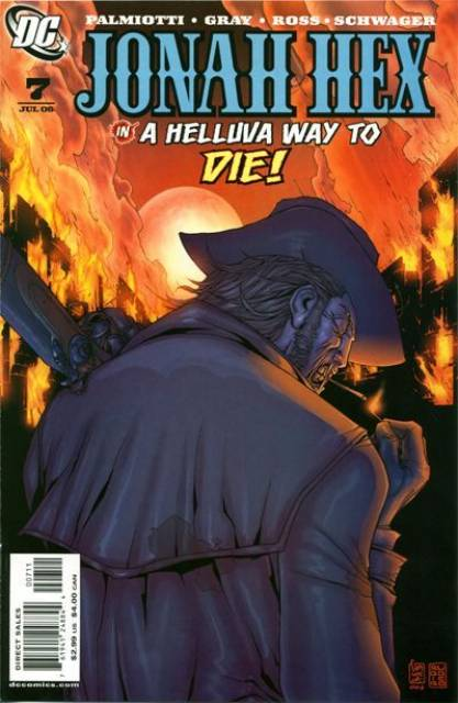 Jonah Hex (2005) no. 7 - Used