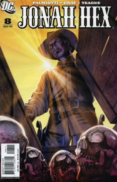 Jonah Hex (2005) no. 8 - Used