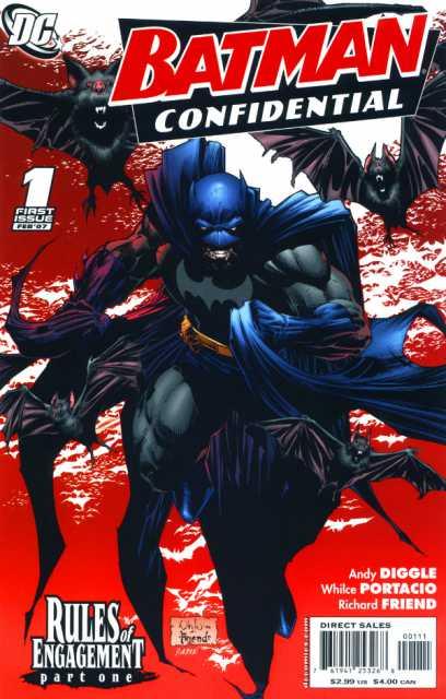 Batman Confidential (2006) no. 1 - Used