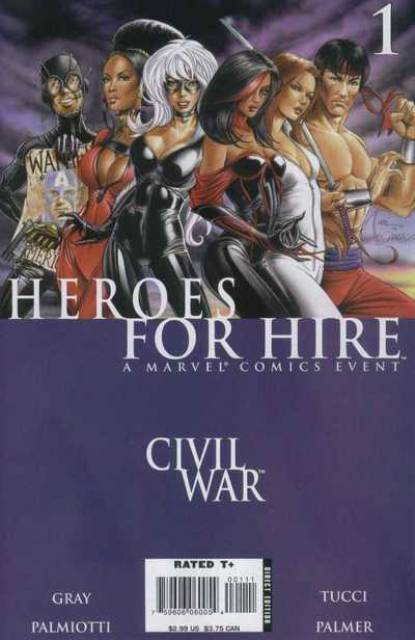 Heroes For Hire (2006) no. 1 - Used