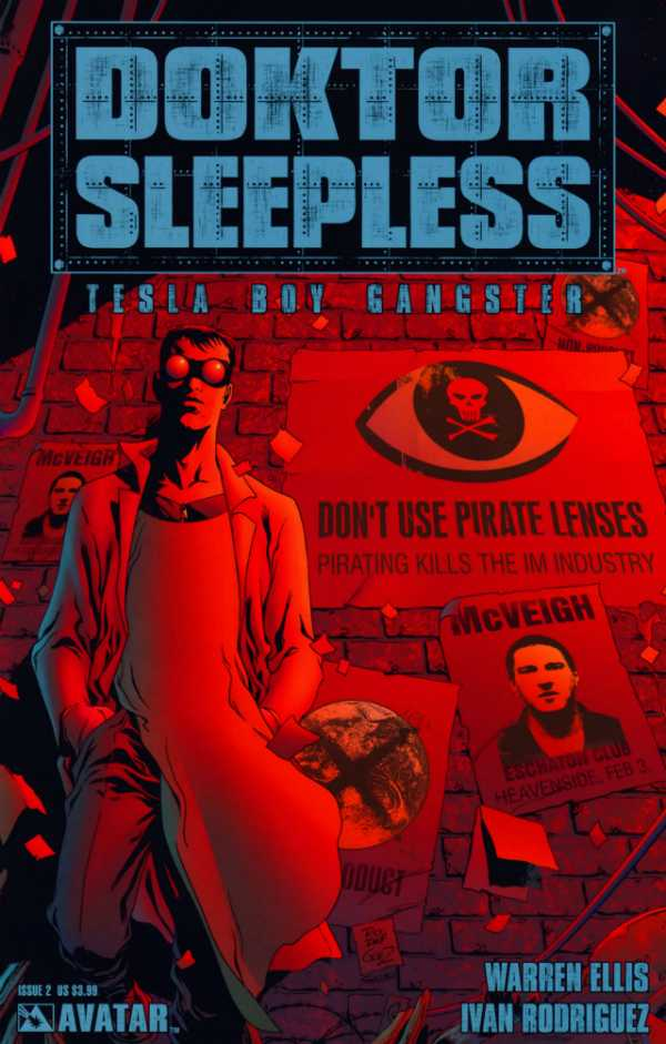 Doktor Sleepless (2007) no. 2 - Used