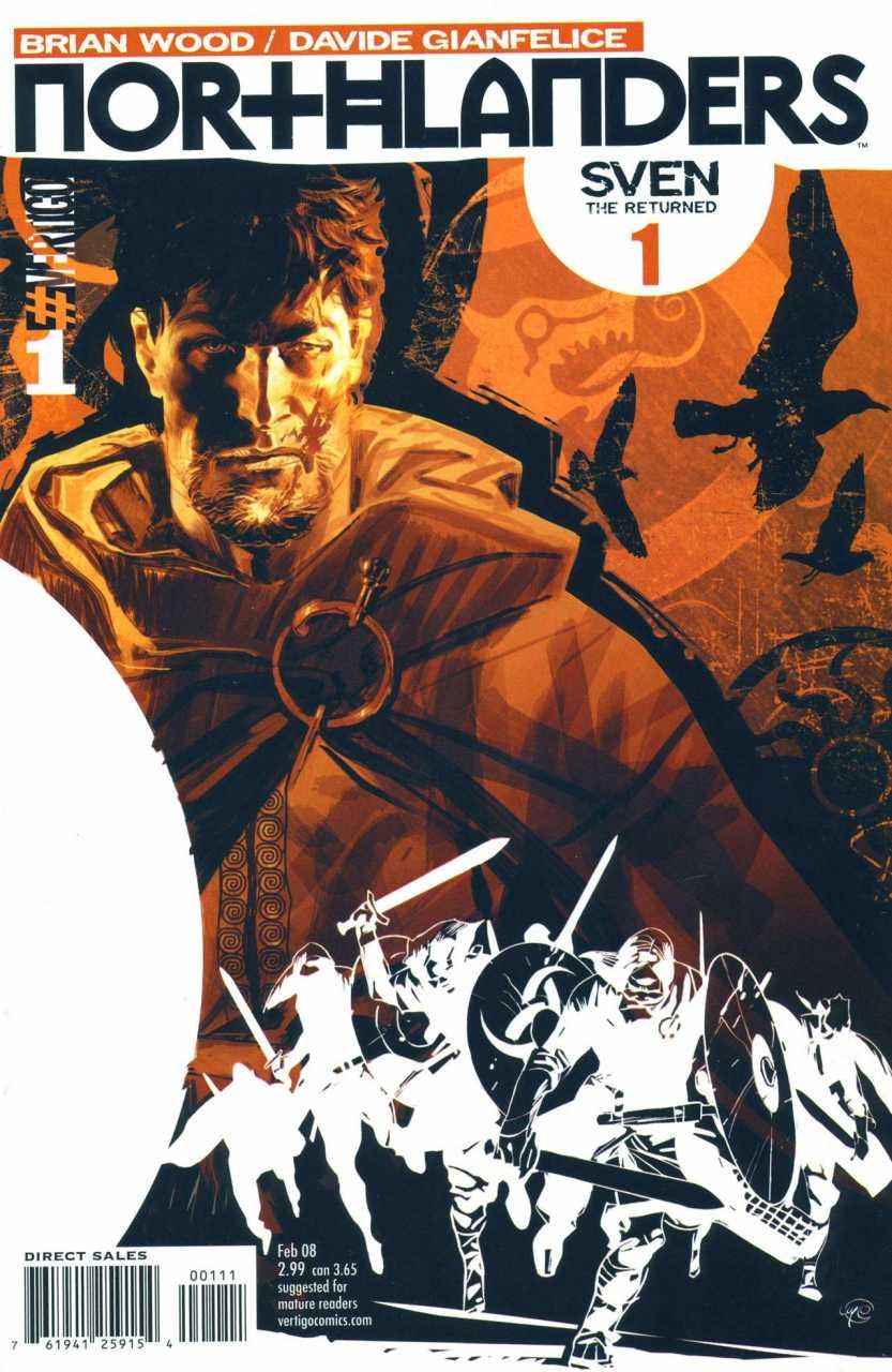 Northlanders (2007) no. 1 - Used