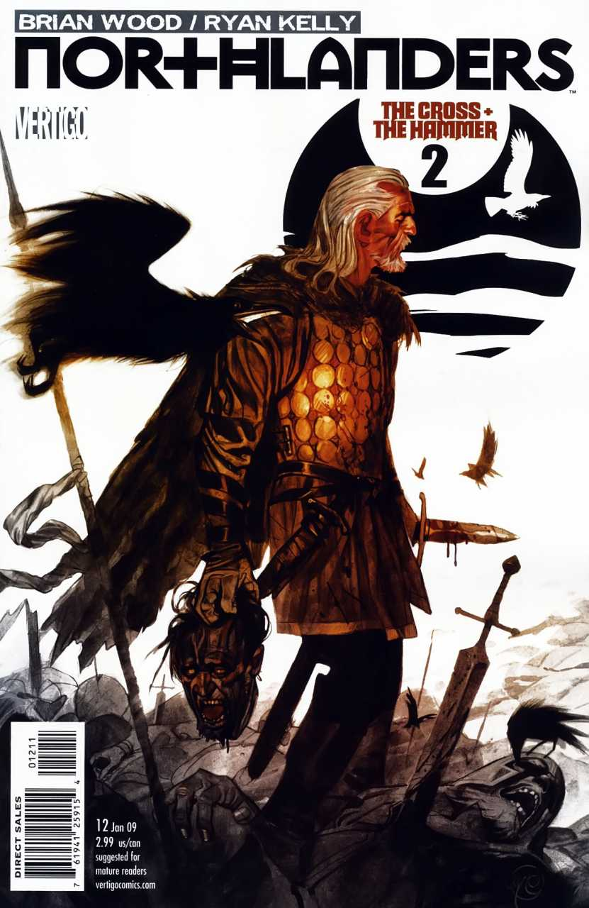 Northlanders (2007) no. 12 - Used