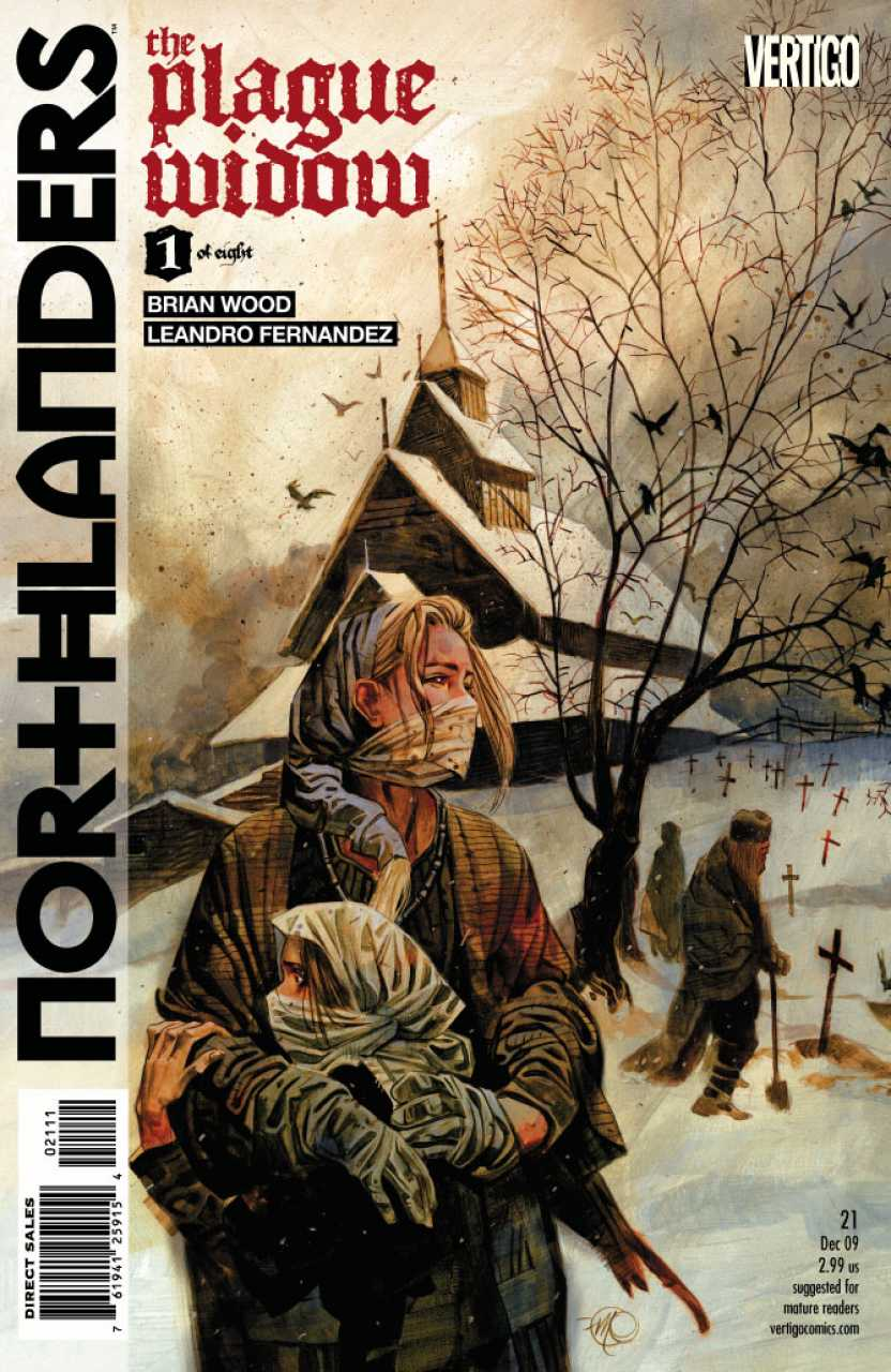 Northlanders (2007) no. 21 - Used