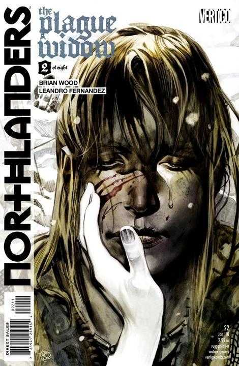 Northlanders (2007) no. 22 - Used