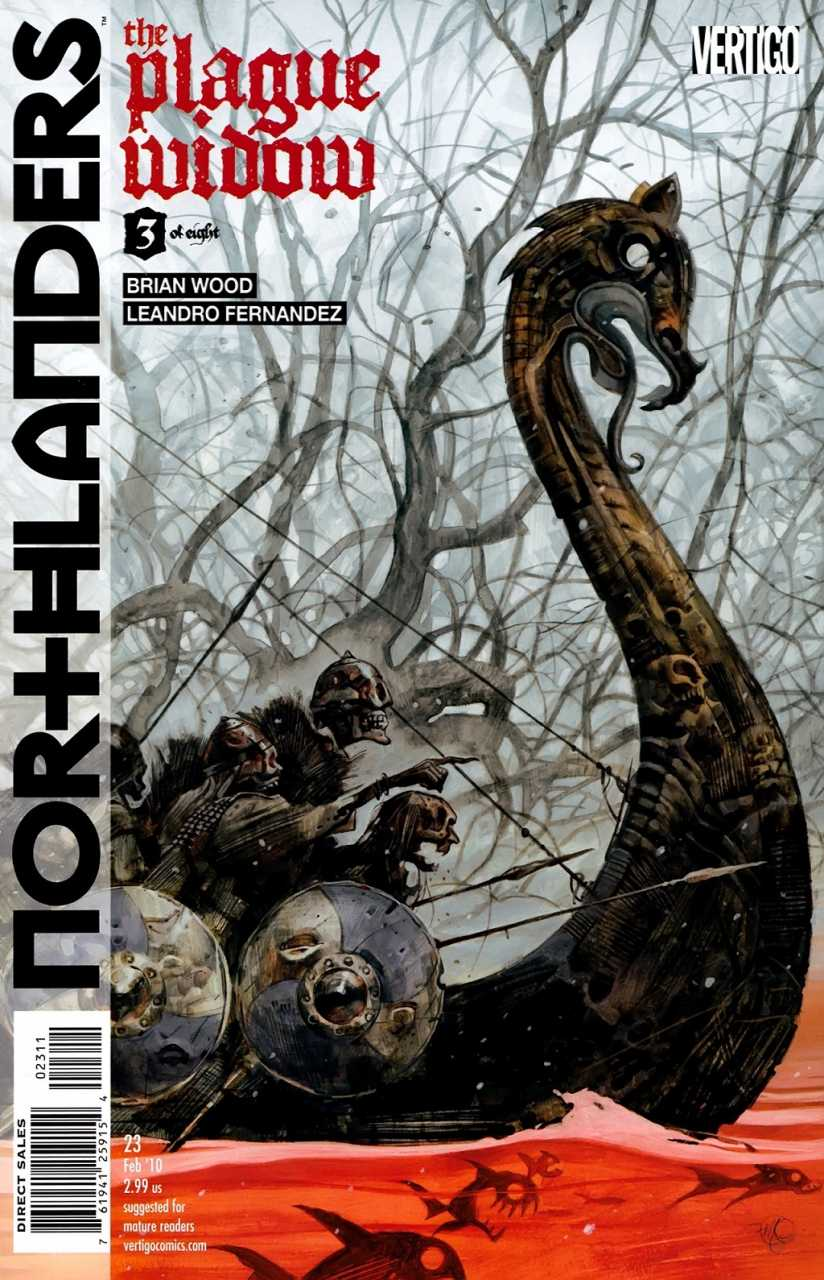 Northlanders (2007) no. 23 - Used