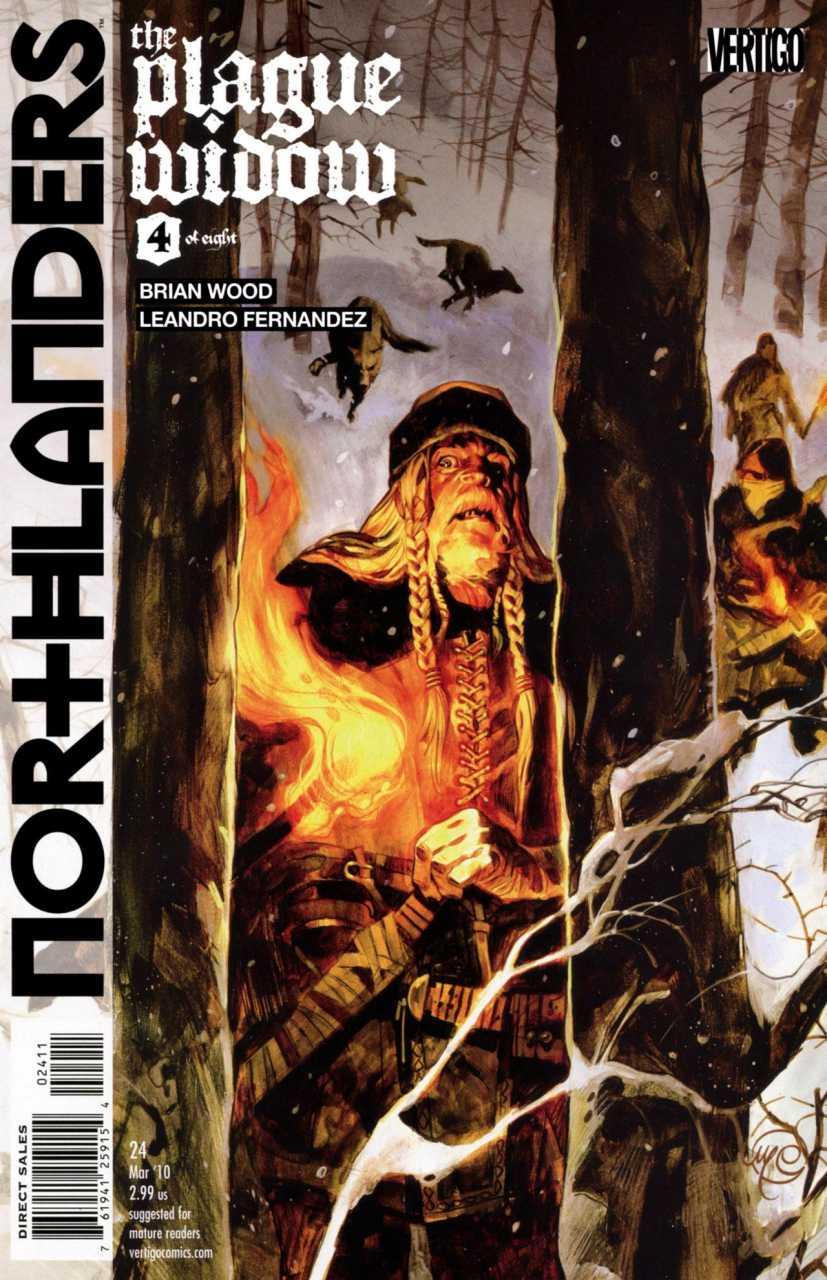 Northlanders (2007) no. 24 - Used