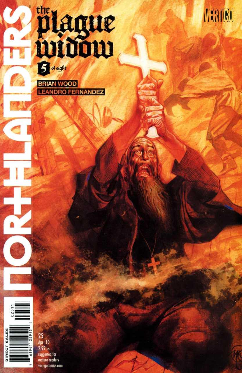 Northlanders (2007) no. 25 - Used