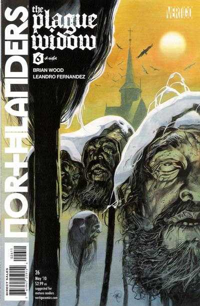 Northlanders (2007) no. 26 - Used