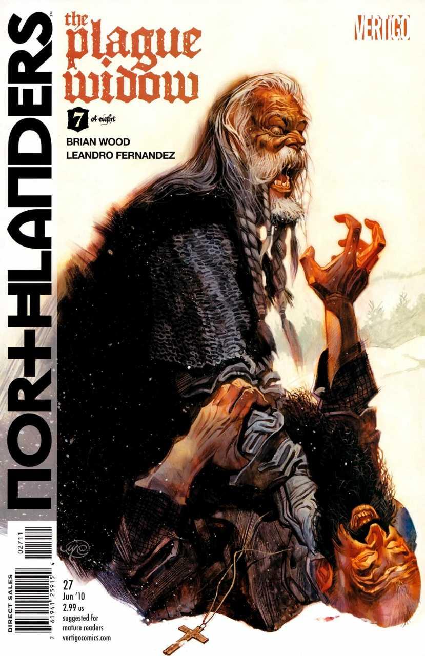 Northlanders (2007) no. 27 - Used