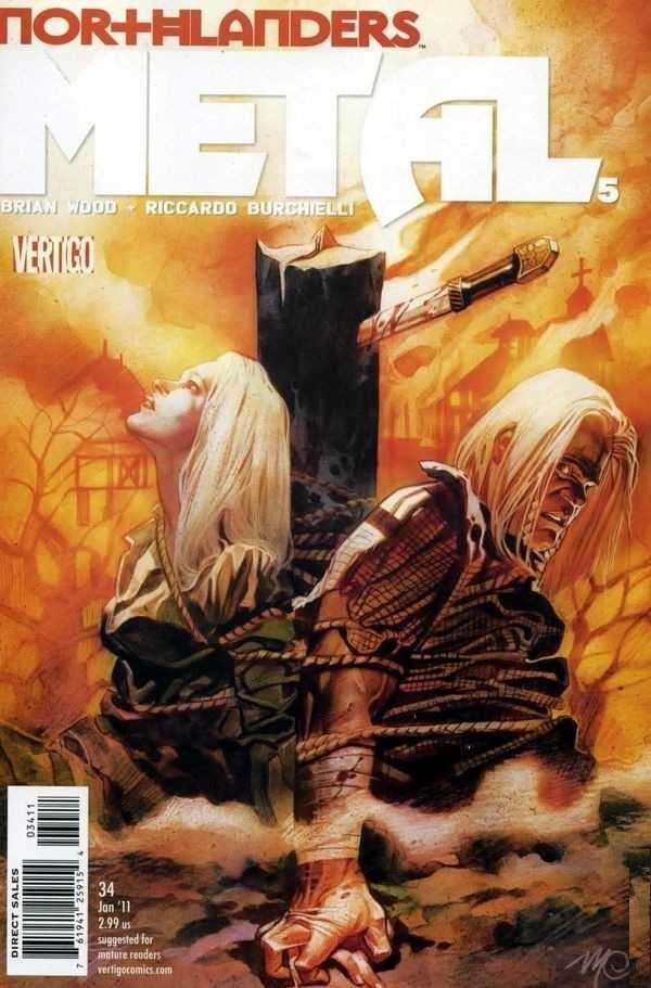 Northlanders (2007) no. 34 - Used