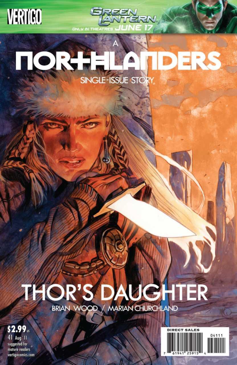 Northlanders (2007) no. 41 - Used