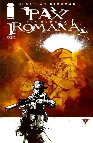 Pax Romana (2007) Complete Bundle - Used