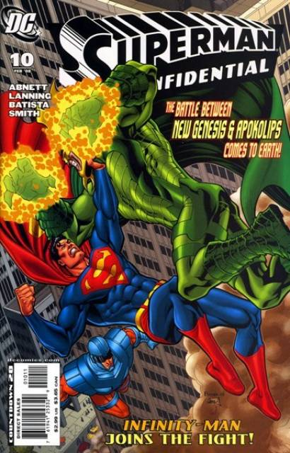 Superman Confidential (2006) no. 10 - Used