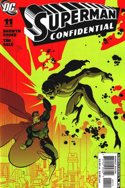 Superman Confidential (2006) no. 11 - Used