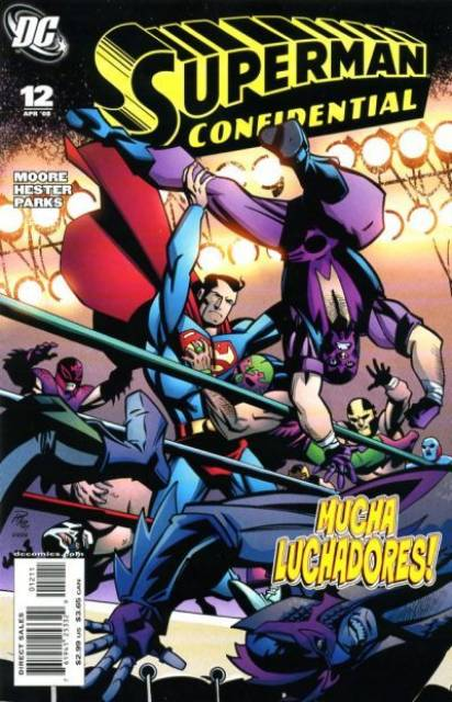 Superman Confidential (2006) no. 12 - Used