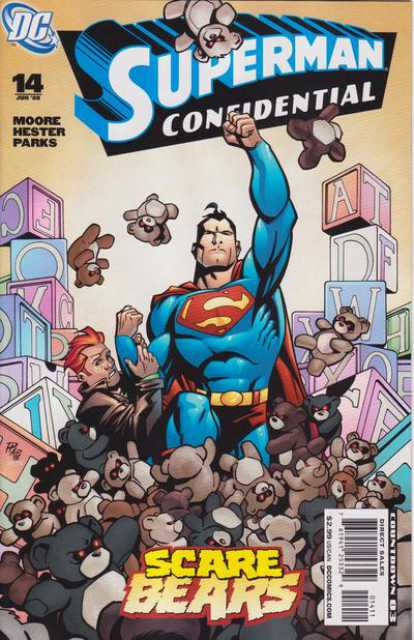 Superman Confidential (2006) no. 14 - Used