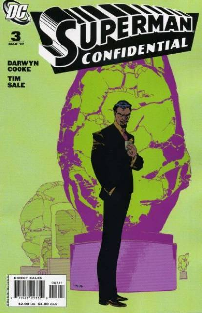 Superman Confidential (2006) no. 3 - Used