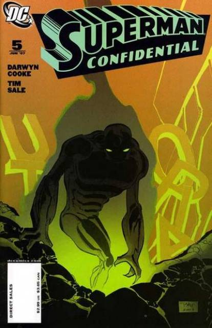 Superman Confidential (2006) no. 5 - Used