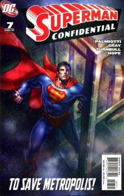 Superman Confidential (2006) no. 7 - Used