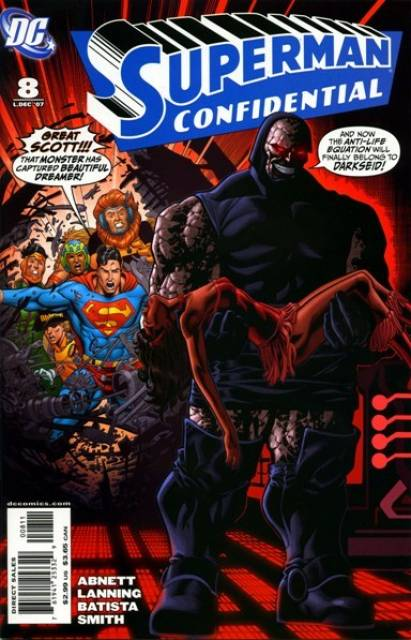 Superman Confidential (2006) no. 8 - Used