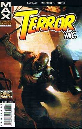 Terror Inc (2007) Complete Bundle - Used