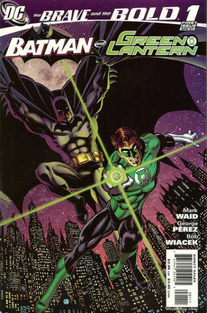Brave and the Bold (2007) no. 1 - Used