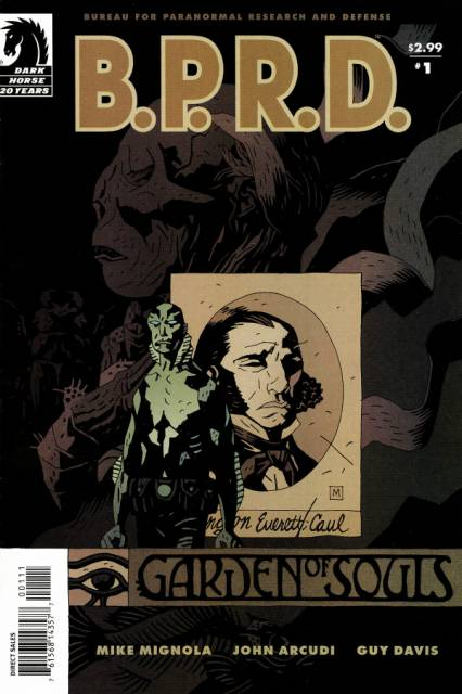 BPRD Garden of Souls (2007) Complete Bundle - Used