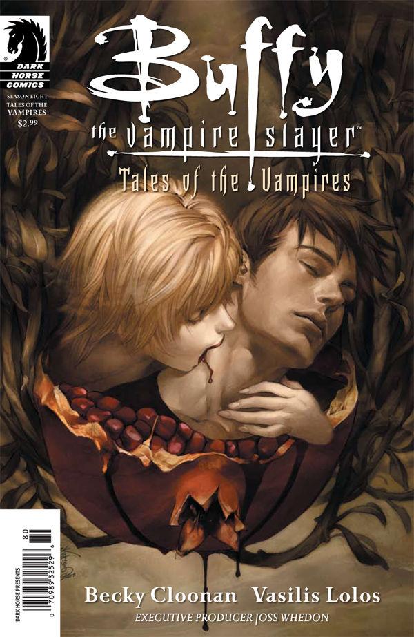 Buffy the Vampire Slayer: Season 8 (2007) Tales of the Vampires - Used