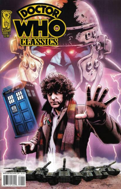 Doctor Who Classics (2007) Complete Bundle - Used