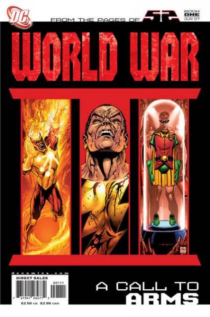 World War III (2007) Complete Bundle - Used