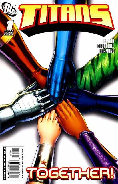 Titans (2008) no. 1 - Used