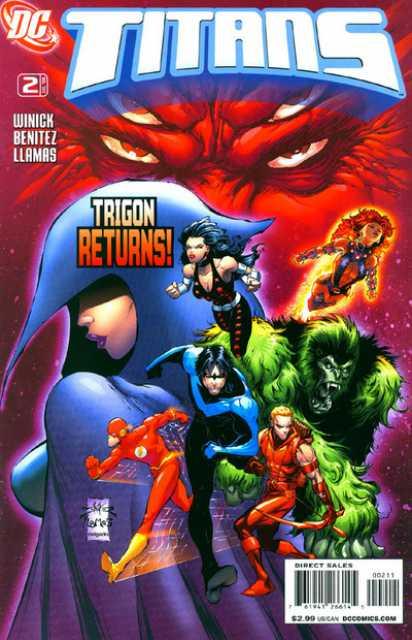 Titans (2008) no. 2 - Used